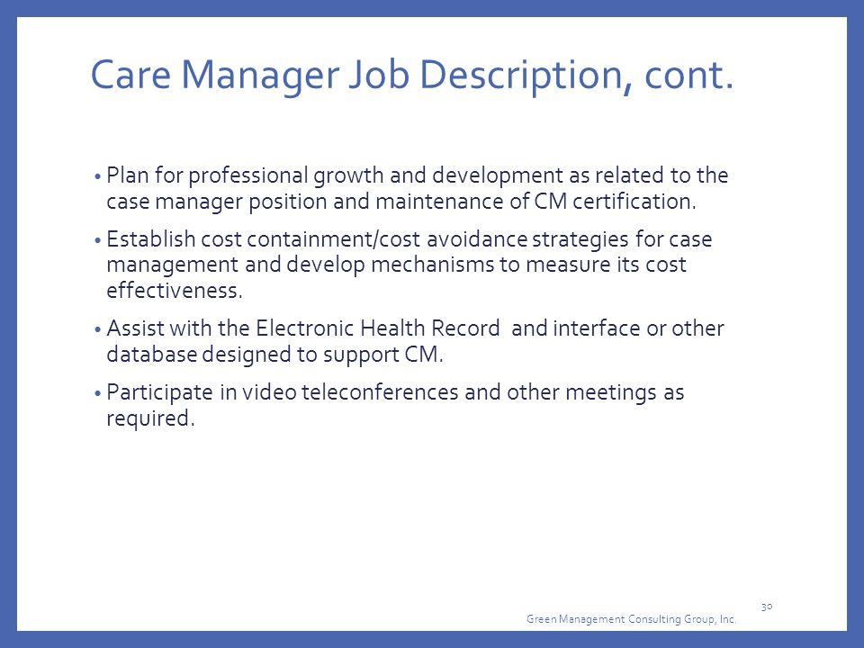 Case Management Job Description Rn-Case-Manager-Job-Description