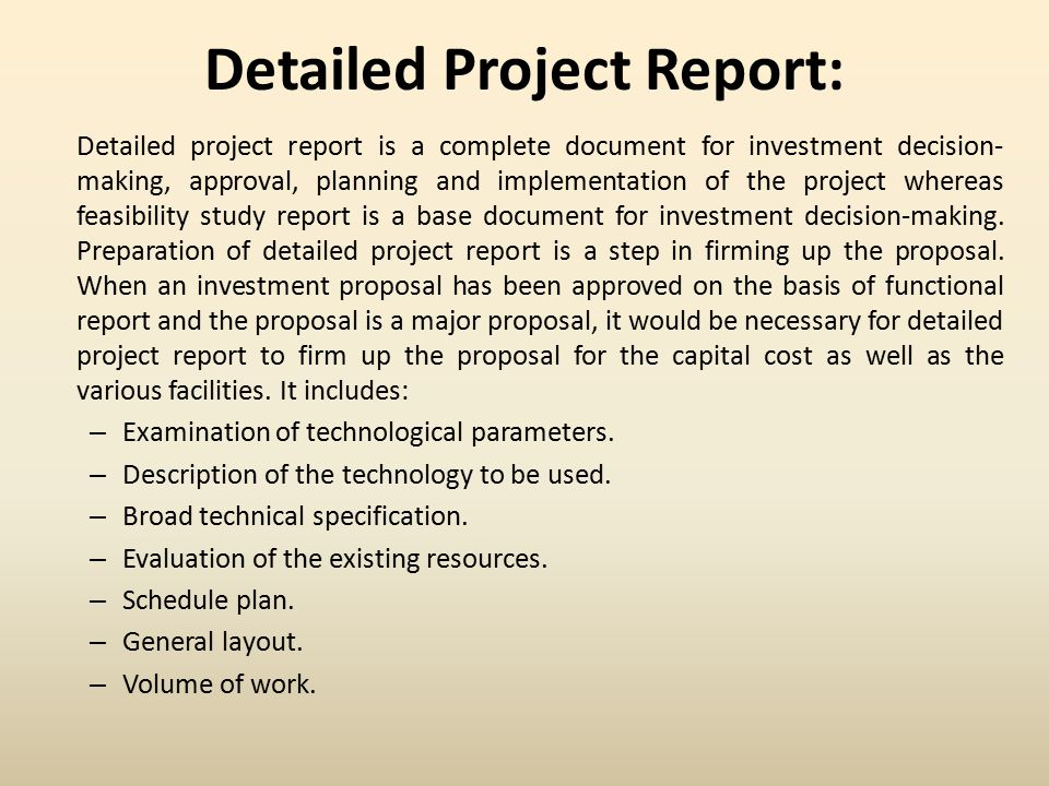 Project Report Image Titled Write A Project Management Report Step