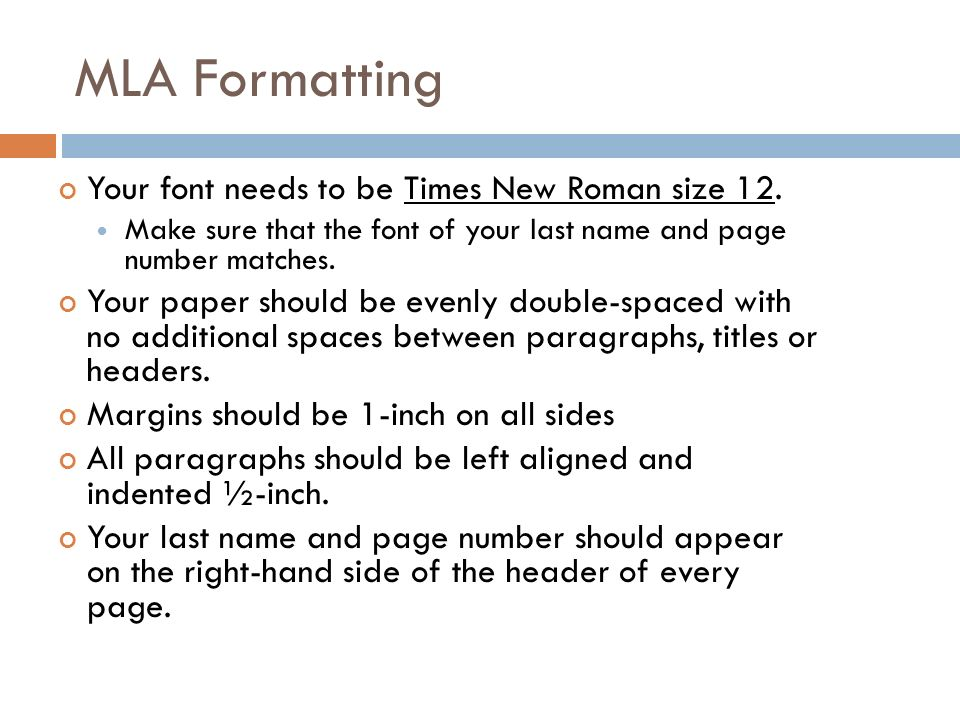 Research paper mla format font size Freelance Essaywriting