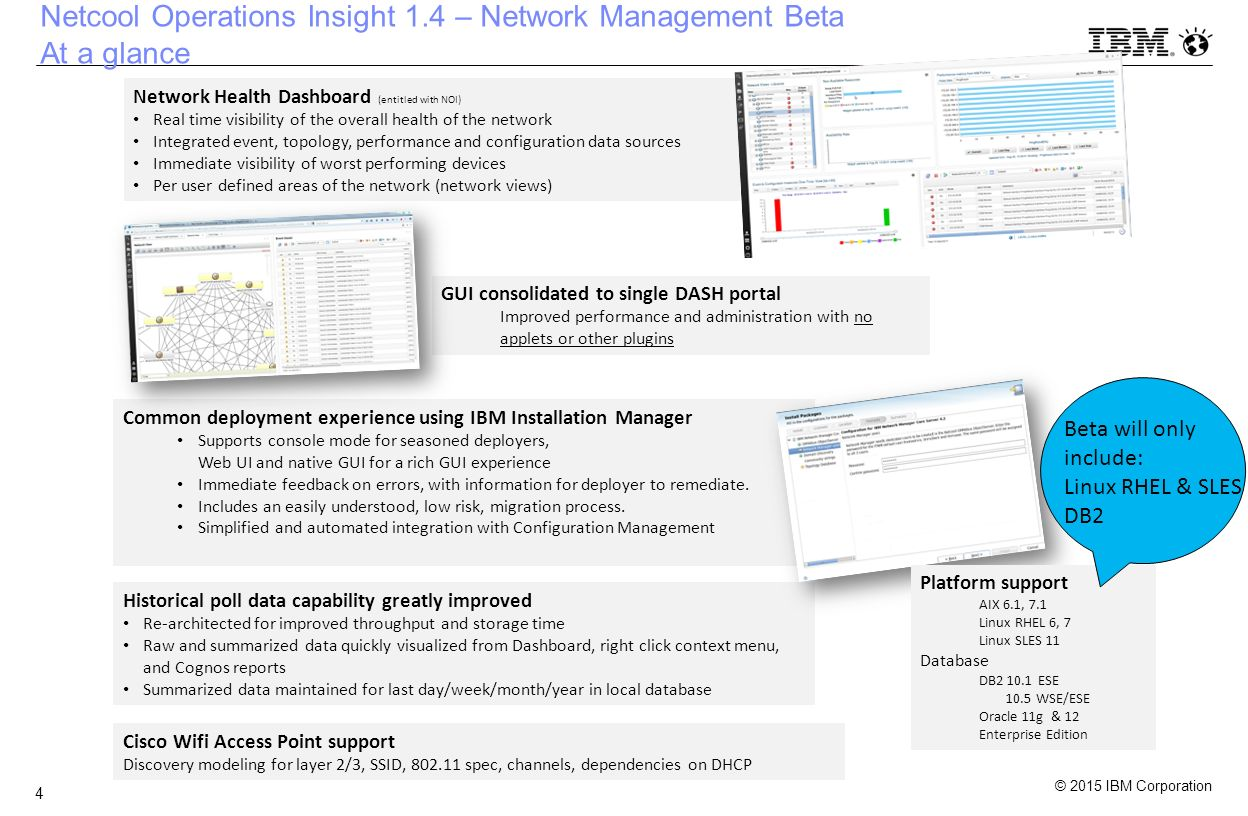 Tivoli Access Manager Architecture Overview Netcool Operations Insight 1 4 Beta Getting Started Ppt