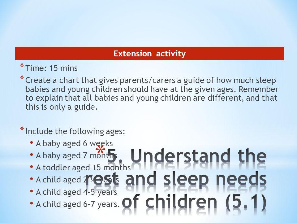 child sleep chart - Heartimpulsar