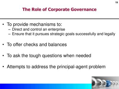 Chapter 12: Corporate Governance and Business Ethics - ppt download