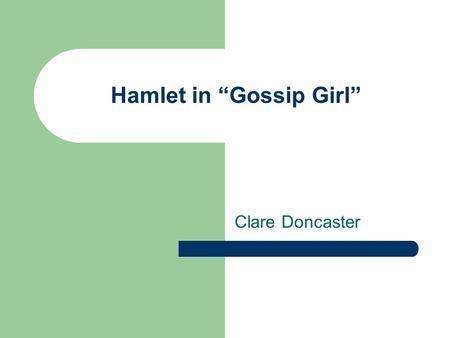 Hamlet Psychological Criticism Essay