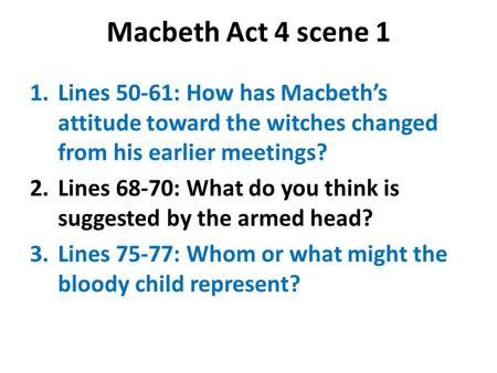 Macbeth Act 1 Summary essay summary of macbeth warm-up how are