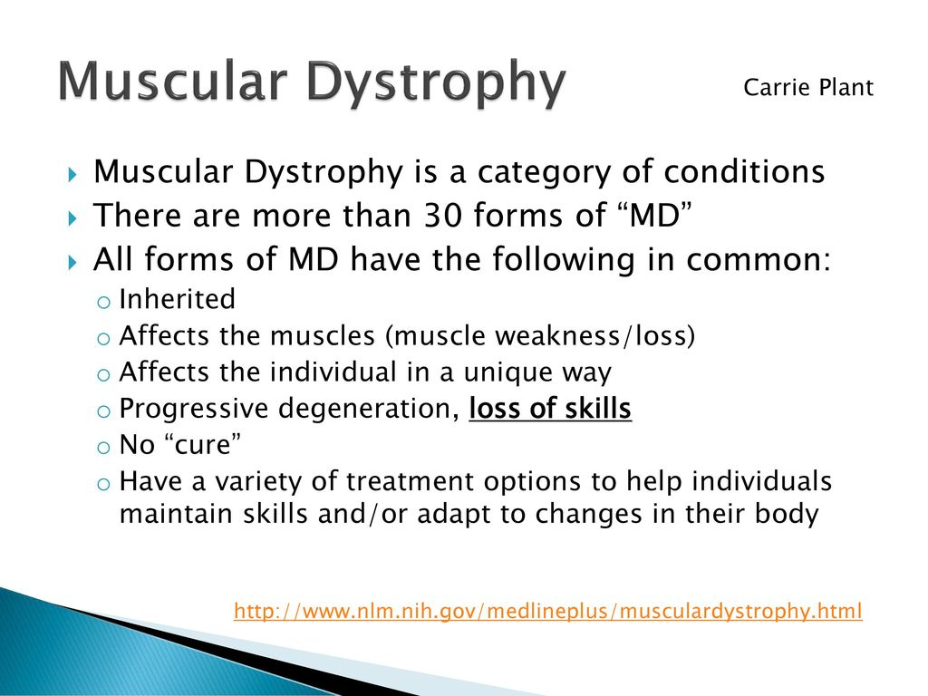 Duchenne Muscular Dystrophy Symptoms Management And Prognosis Overview Of Genetic Syndromes And Disorders Ppt Download