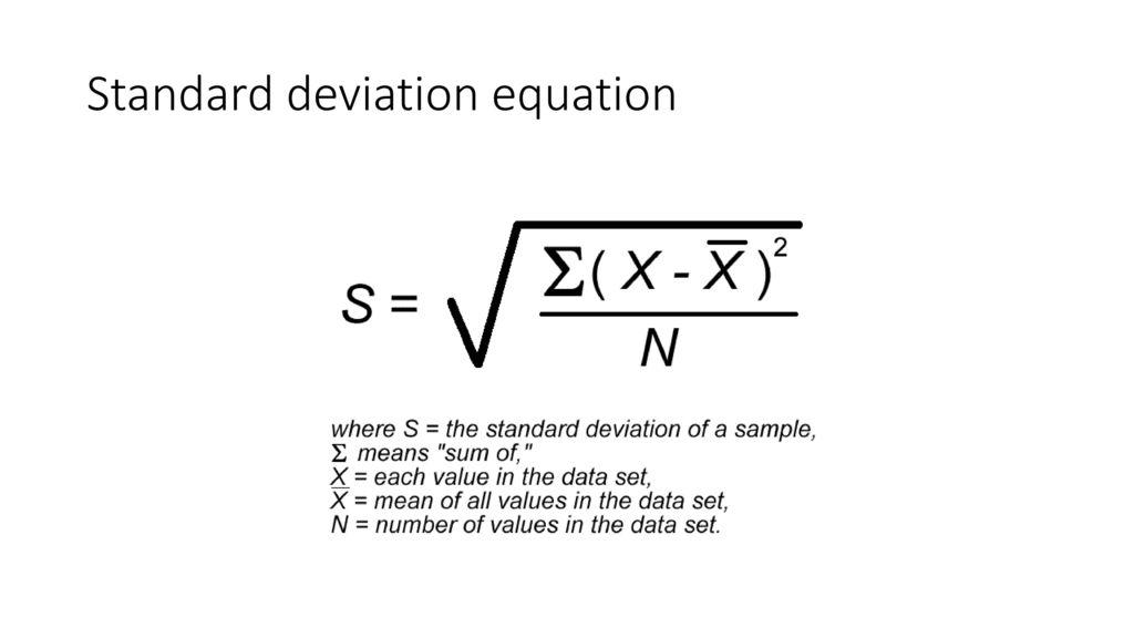 Quantitative analysis of biological samples - ppt download