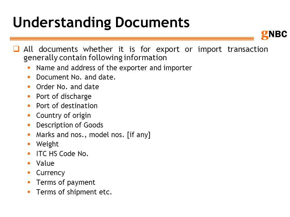 IMPORT,EXPORT, DOCUMENTATION  FOREIGN TRADE POLICY - ppt download