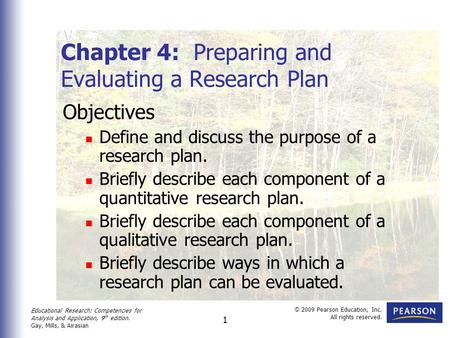 Writing Chapter 3 of the Proposal The Research Method - ppt download