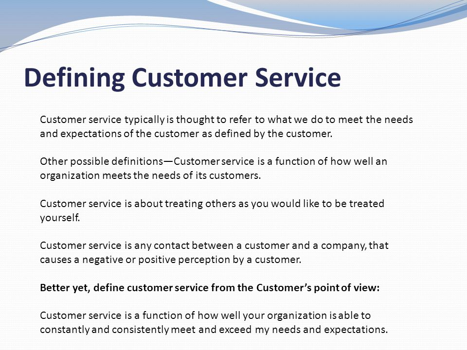 how do you define excellent customer service - Ozilalmanoof - how do you define excellent customer service