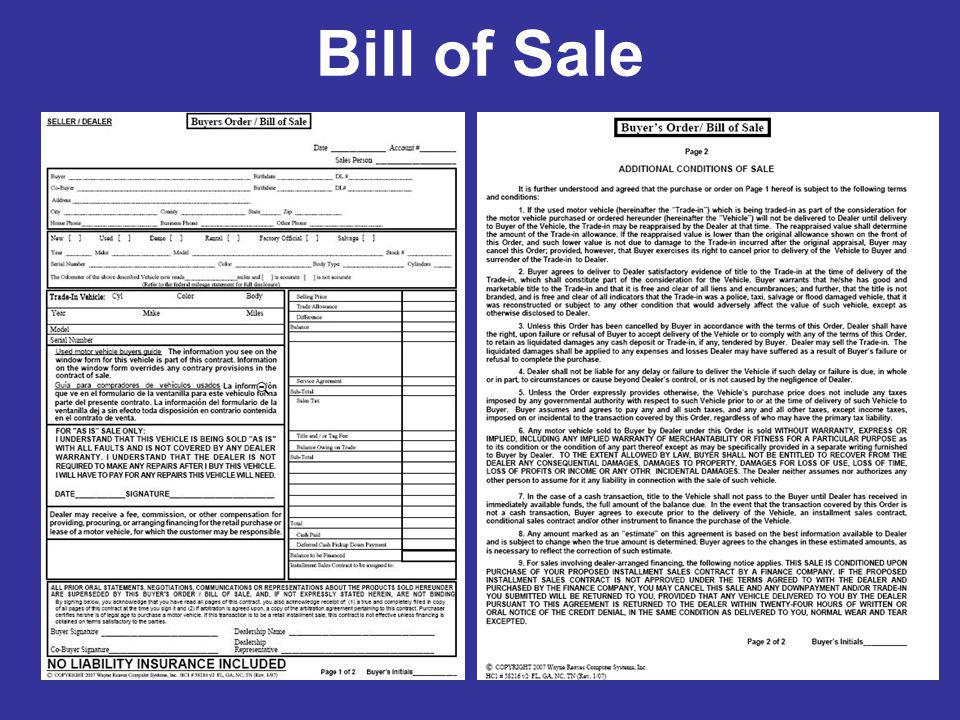 buyer s order form - Josemulinohouse - vehicle purchase order form
