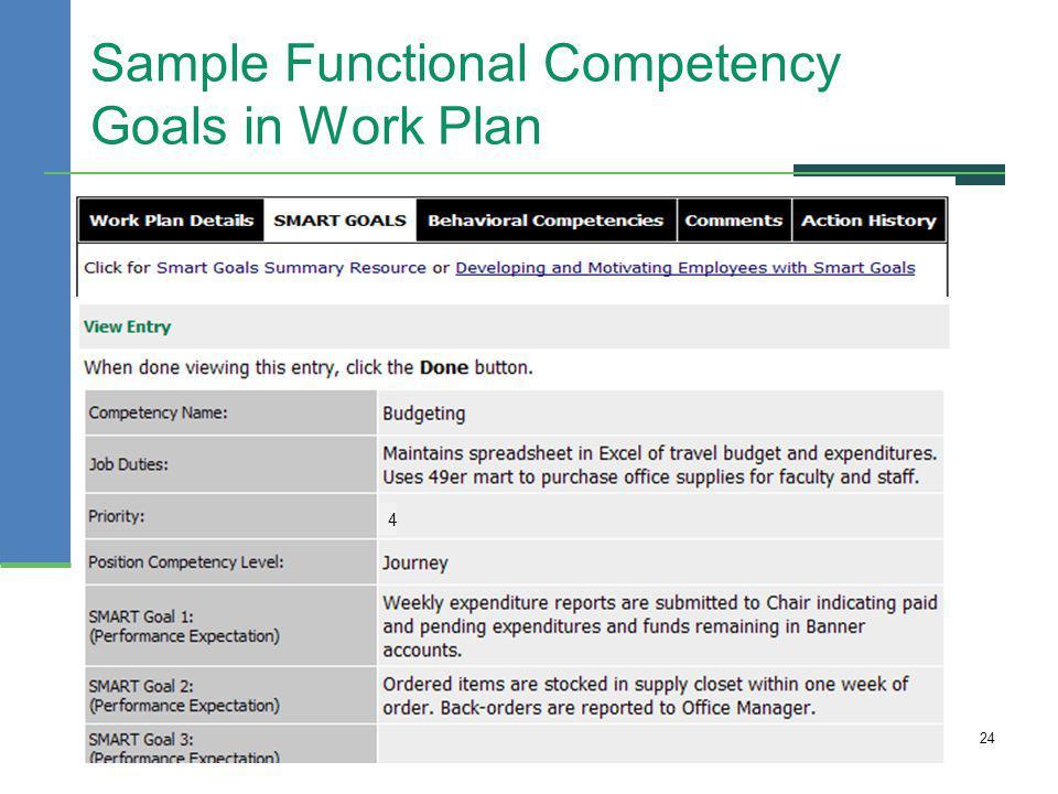 sample work goals - Acurlunamedia