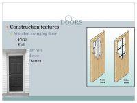 """Doors Construction & Hollow Door""""""""sc"""":1""""st"""":""""DIYData.com"""