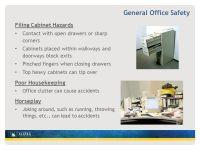 OFFICE SAFETY UAF EHSRM. - ppt video online download