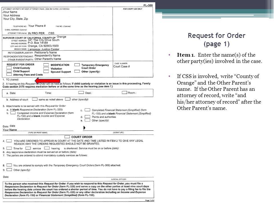 Free Gov Forms » court declaration form Gov Forms - financial declaration form