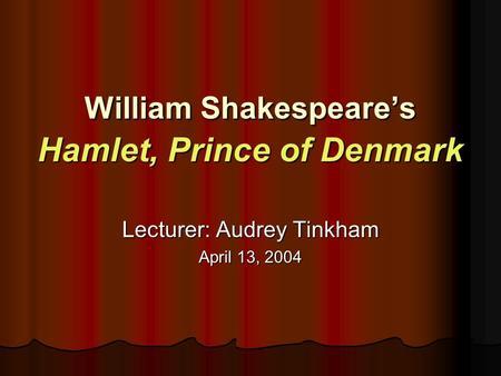 Act 5 Nemesis Foils Disease And Corruption Women Hamlet