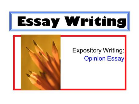 how to start an expository essay example of expository essay writing