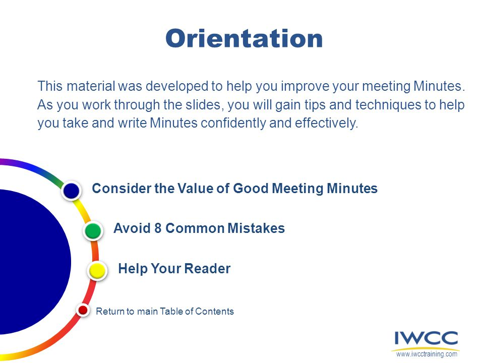 Tips \ Techniques for Writing Meeting Minutes - ppt video online - meeting minutes