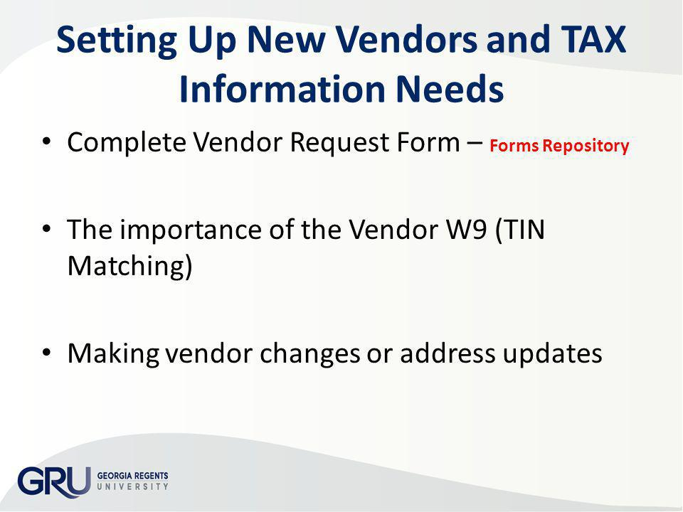 Vendor Request Form Rfp Template 2 Writing The Request For - vendor request form