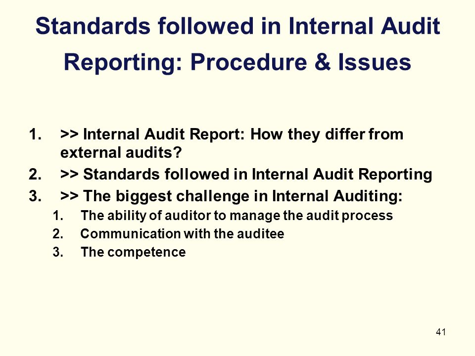 internal audit report hitecauto - audit report