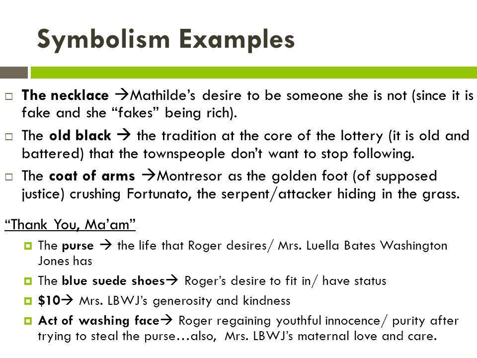 examples of symbol in literature symbolism symbol examples in