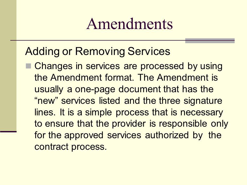 Contract Amendment Template - Eliolera - sample contract amendment template