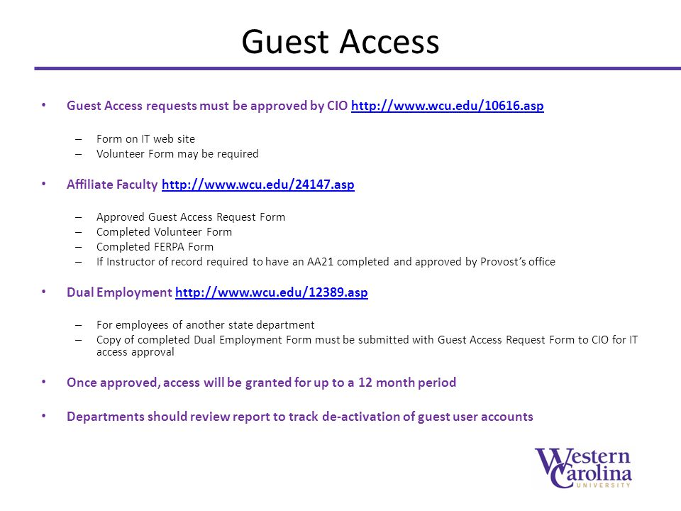 EMPLOYEE ACCESS TERMINATION PROJECT - ppt video online download - access request form
