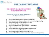 SAFETY FOR THE OFFICE ENVIRONMENT - ppt video online download