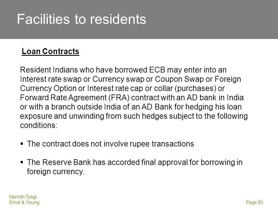 External Commercial Borrowings (ECB) and Trade Credits - ppt download - person to person loan contract