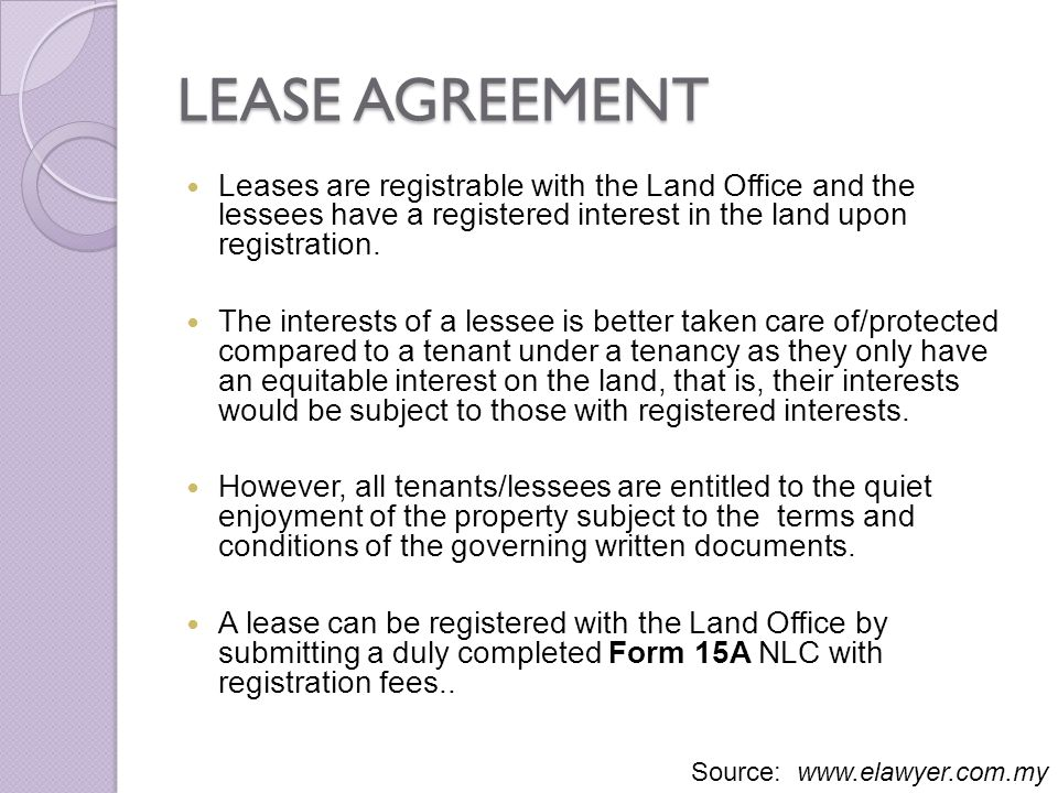 Sample Land Lease Agreement Templates Commercial Lease - sample memorandum of agreements