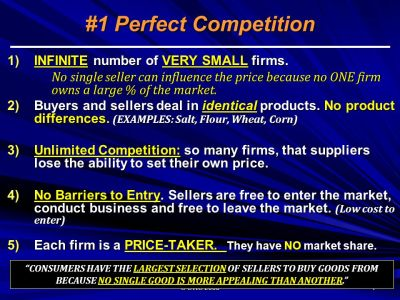 CHAPTER 7: DIFFERENT TYPES OF MARKET STRUCTURES - ppt video online download