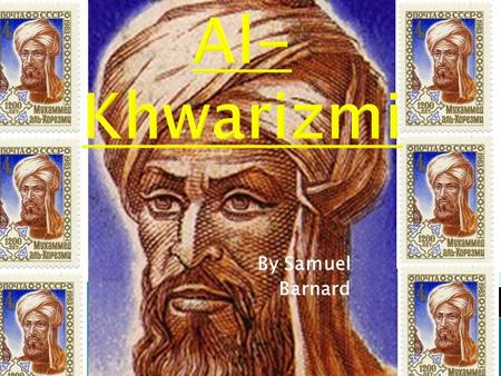 T HE HOUSE OF WISDOM T HE A RAB CULTURE AND CIVILIZATION Mohammed
