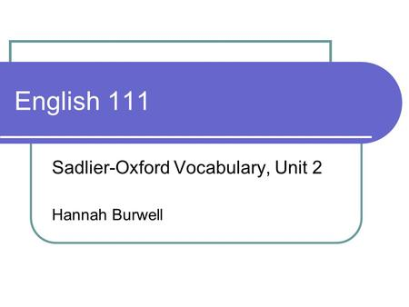 Vocabulary Workshop Level E Final Mastery Test - YouTubevocab