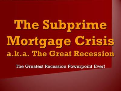 Subprime Lending in Tennessee Hulya Arik, Ph.D. Research Coordinator July 19, 2007 Graphic ...