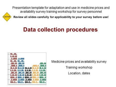 1 Introduction to the medicine prices and availability survey and