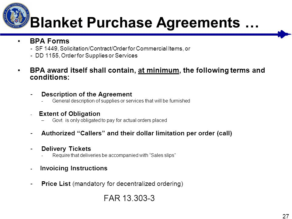 Attractive Blanket Purchase Order Agreement Template Composition - blanket purchase agreement