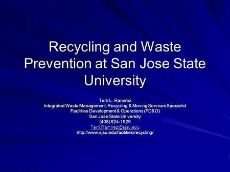 Waste Management Ppt Waste Management Powerpoint Templates Waste - waste management ppt