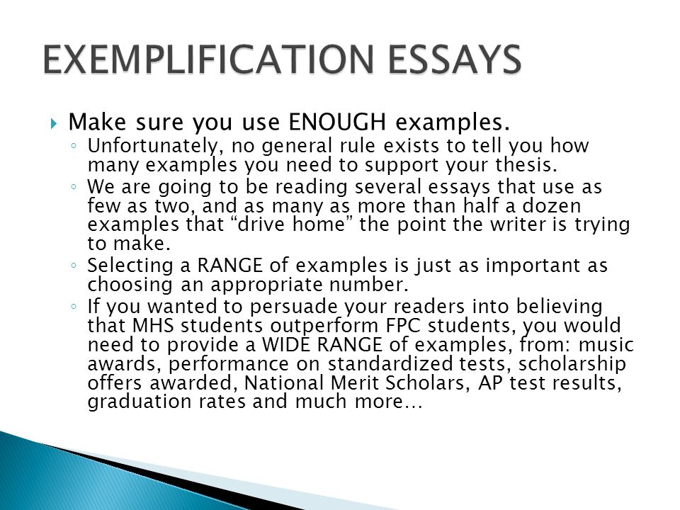 examples for sat essays