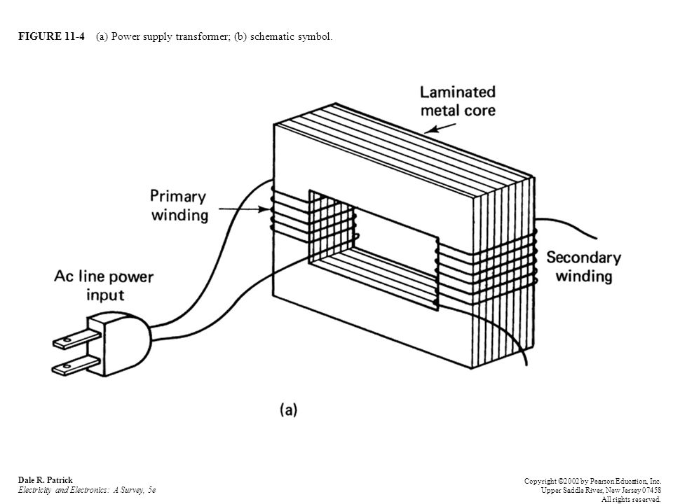 figure 11 structural schematic diagram of transformer