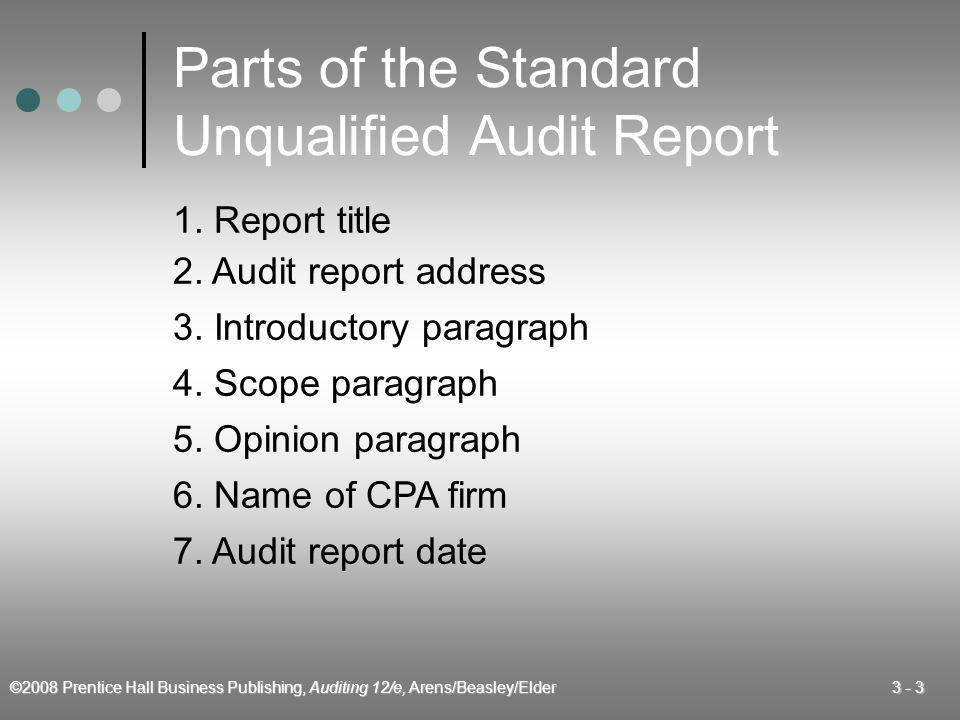 Audit Reports Chapter ppt video online download - audit reports