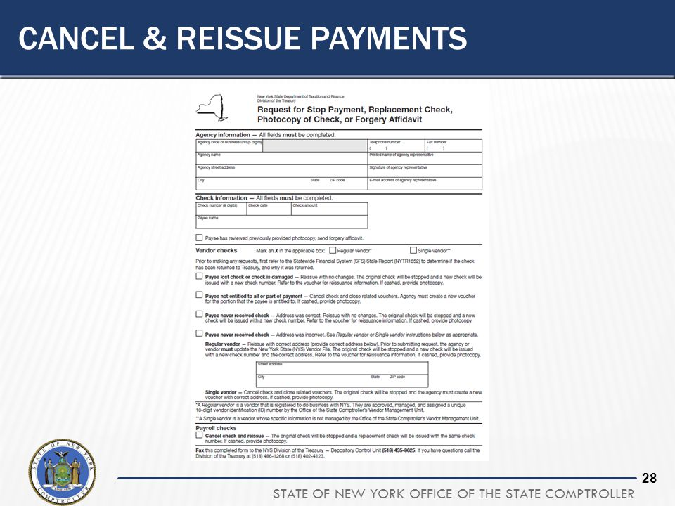 Voucher, Vendor and Payment Processing u2013 State Expenditures - ppt - vendor request form