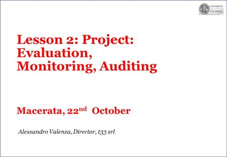 Project Monitoring Evaluation and Assessment - ppt video online download - project evaluation