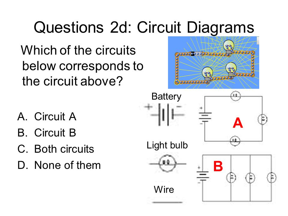 grade 6 circuit diagrams