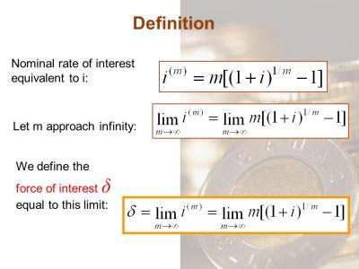 MATH 3286 Mathematics of Finance - ppt download