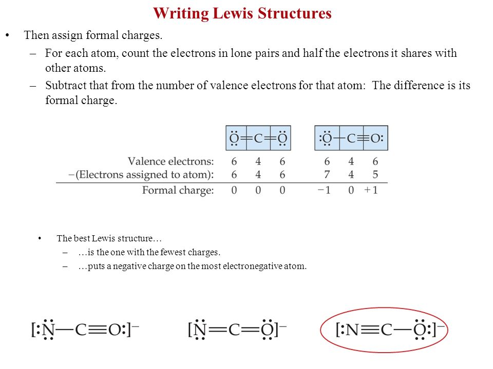 Write A Single Lewis Structure For So2 With Formal Charges