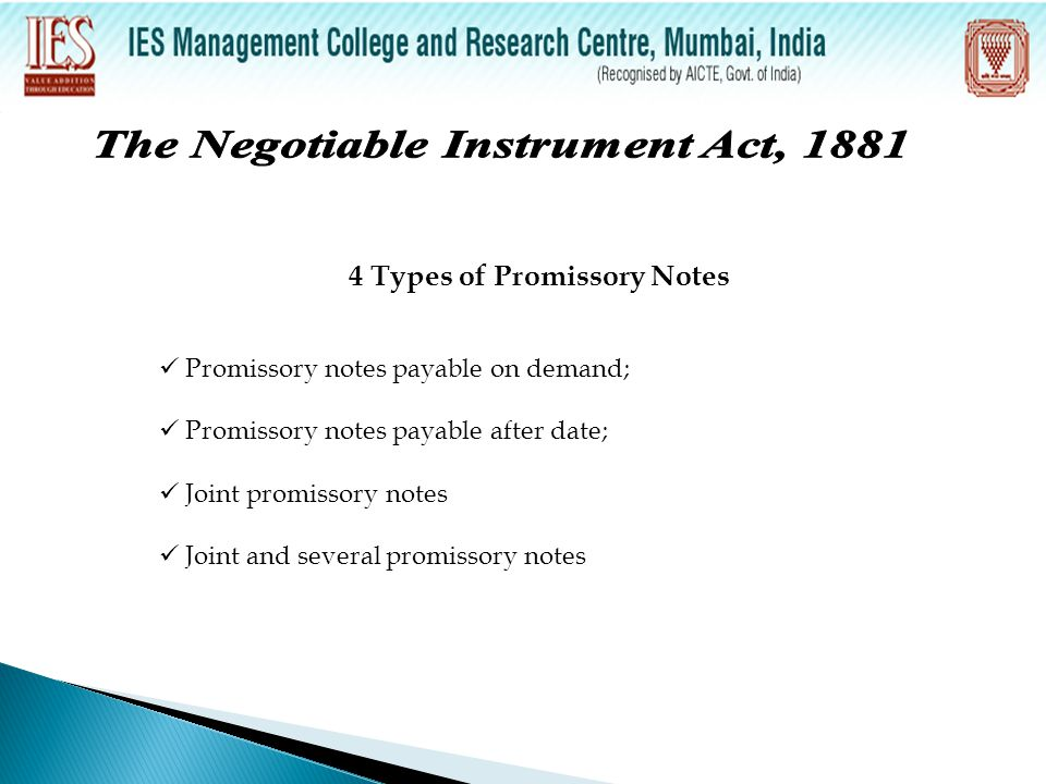 Demand Promissory Note Promissory Note Template Promissory Note