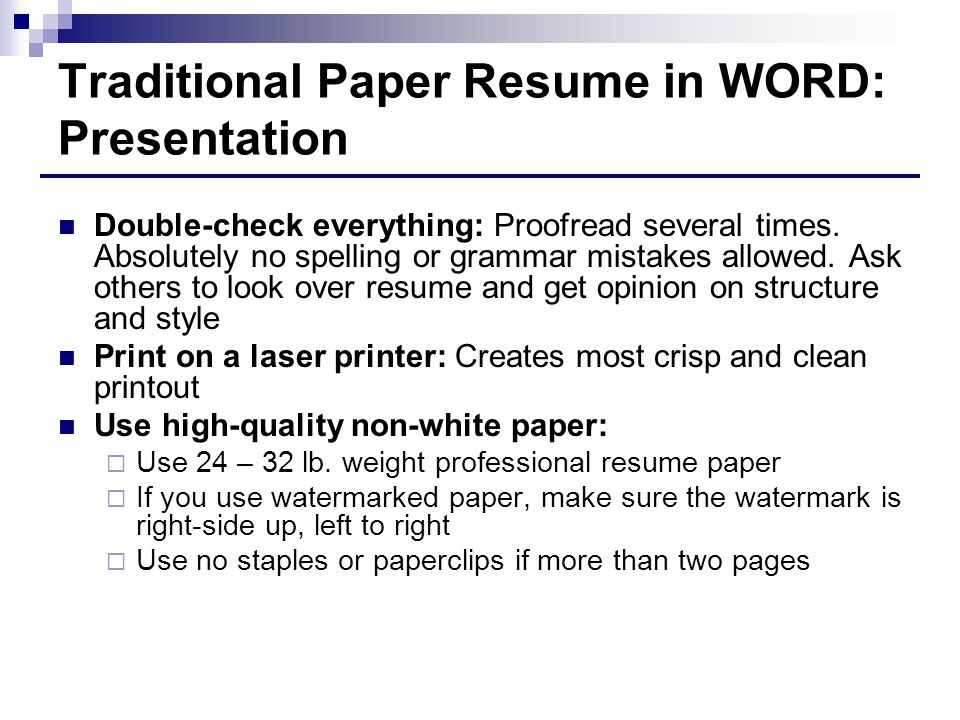 resumes creating resumes that stand out from the masses ppt download resume paper staples