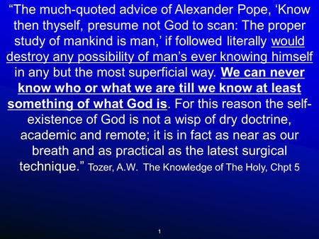 An essay on man alexander pope know then thyself Homework Writing - know then thyself presume not god to scan