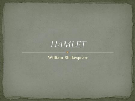 Hamlet historical criticism essay  Mitosis essay free
