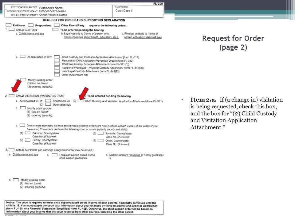 Financial Declaration Form Request Superior Court Of California - financial declaration form