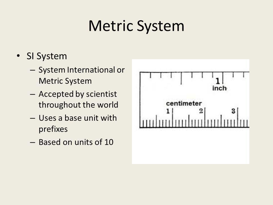 metric system prefixes - Ecosia